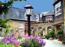 The Budock Vean Hotel at Mawnan Smith