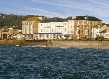 Queen's Hotel in Penzance