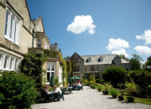 Dog Friendly Alverton Manor Hotel in Truro