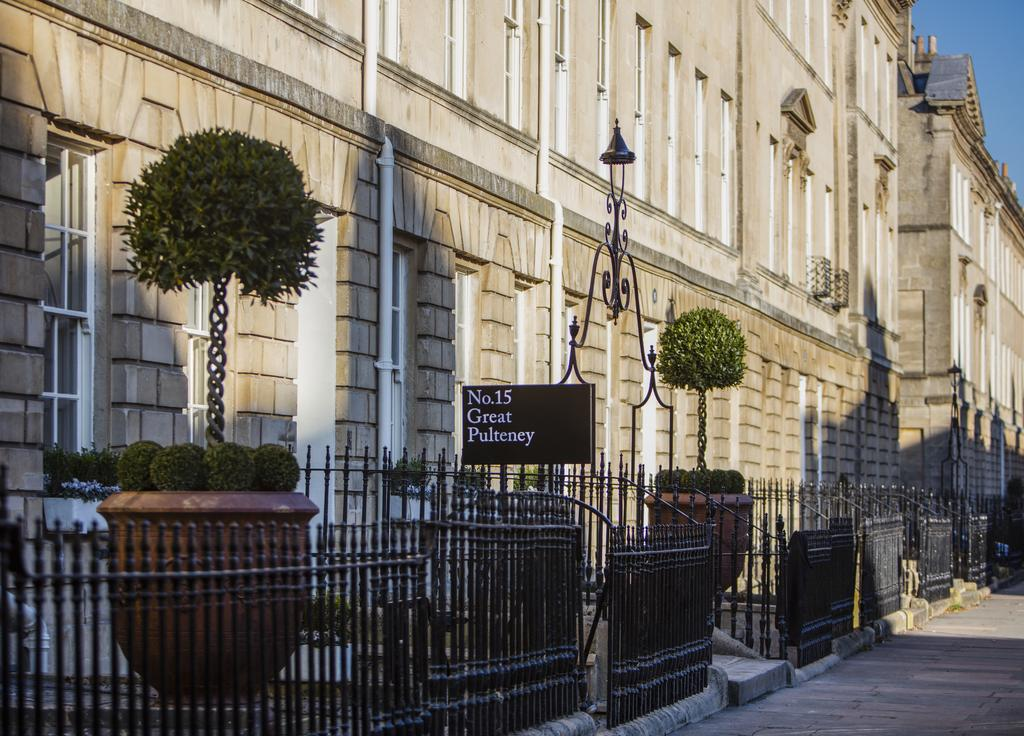 Number 15 Great Pulteney Hotel