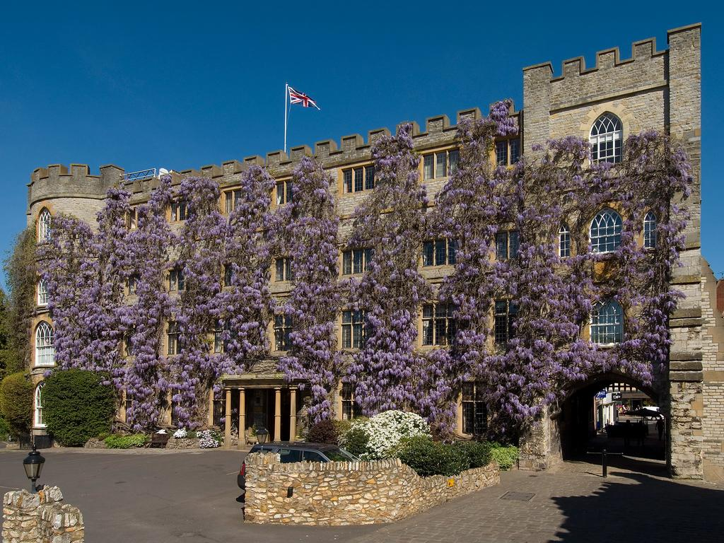 Dog Friendly Castle Hotel in Taunton