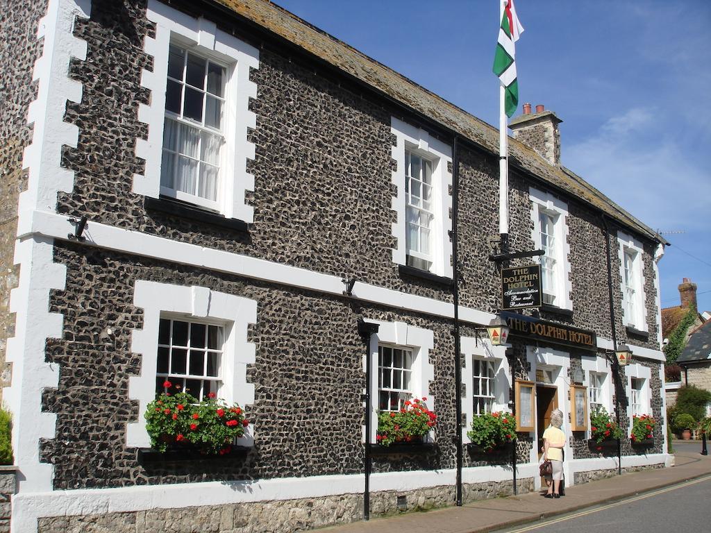 Dolphin Hotel in Beer, Devon