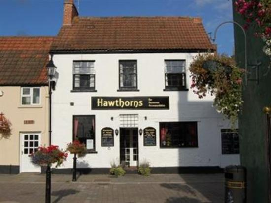 Hawthorn's pub in Glastonbury