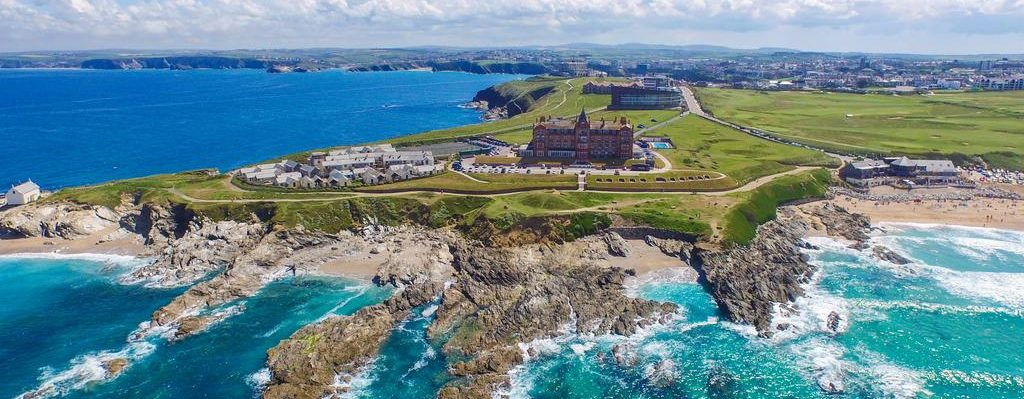 Dog Friendly Hotels in Newquay