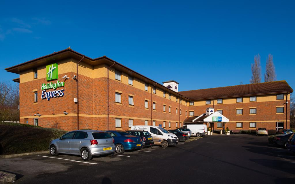 Taunton Holiday Inn exterior