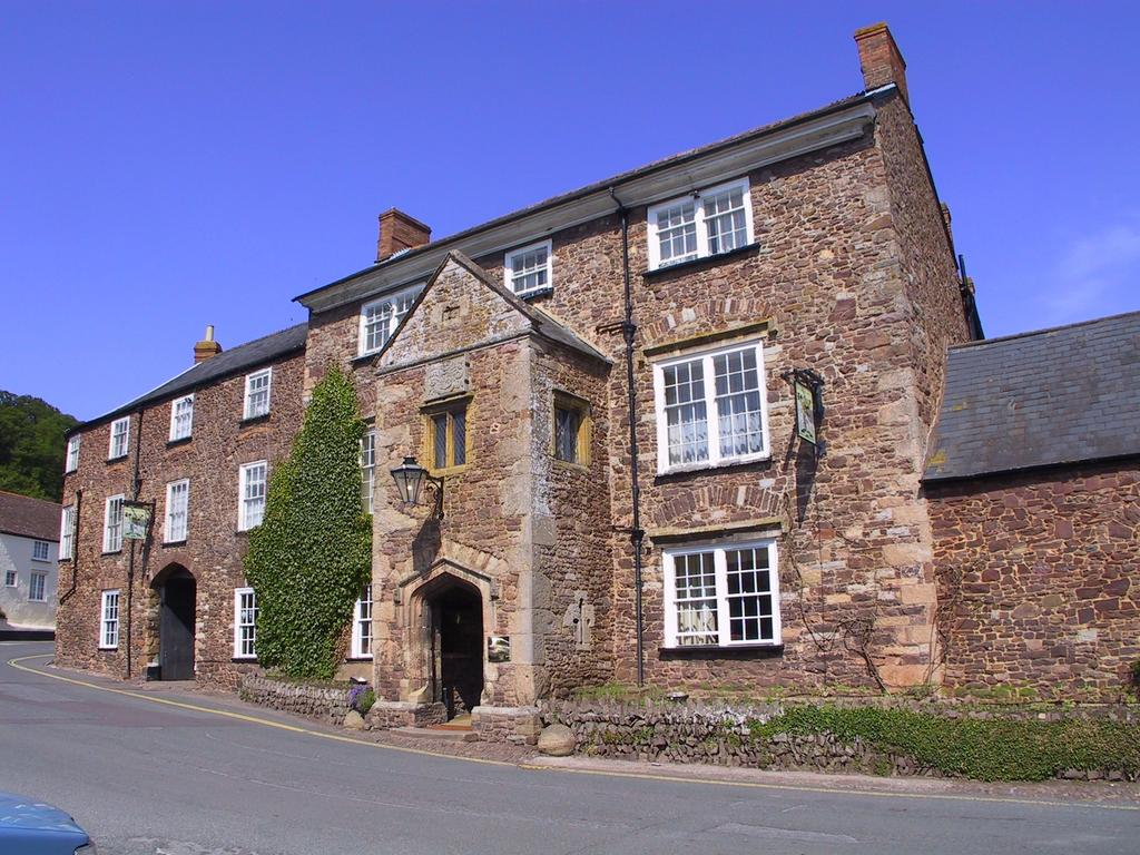 The Luttrell Arms, Dunster
