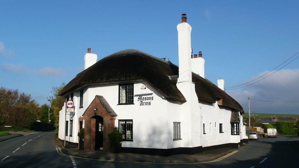 The Mason's Arms at Williton