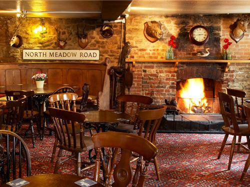 The Red Lion in Cricklade, Wiltshire