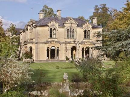 Beechfield House at Beanacre, Wiltshire