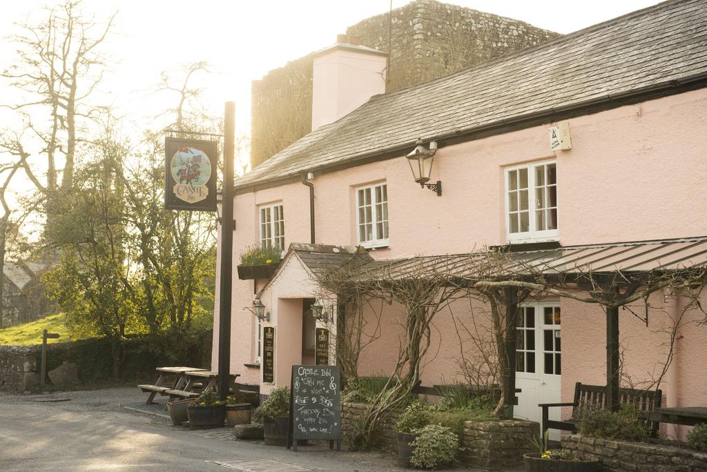 The Castle Inn at Lydford
