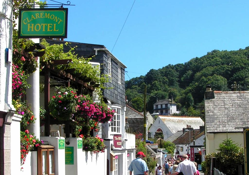 The Claremont in Polperro