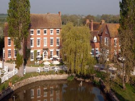 The Corse Lawn Hotel near Tewkesbury