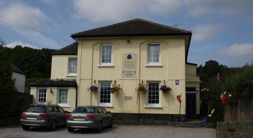 Edale House in Parkend
