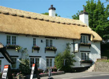 The Hoops Inn at Clovelly