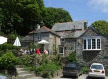 Mill House near Tintagel, Cornwall