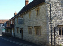 Mullions in Street, Somerset