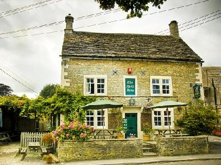 Dog Friendly Neeld Arms at Grittleton