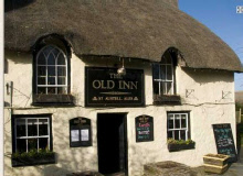 The Dog Friendly Old Inn at Mullion