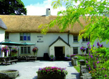 The Ring O' Bells Inn on Dartmoor