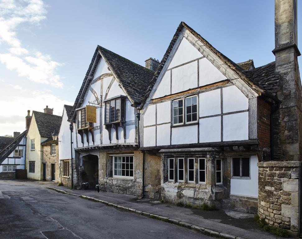 The Sign of the Angel, Lacock