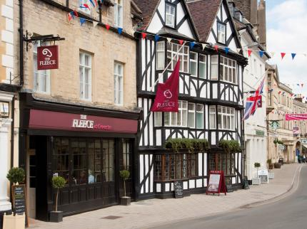The Fleece Hotel, Cirencester