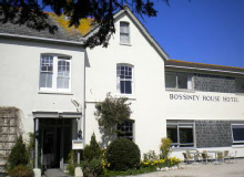 Bossiney House Hotel in Cornwall