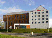Pet friendly Ibis Hotel, Gloucester