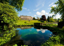 Dog friendly Cowley Manor Hotel